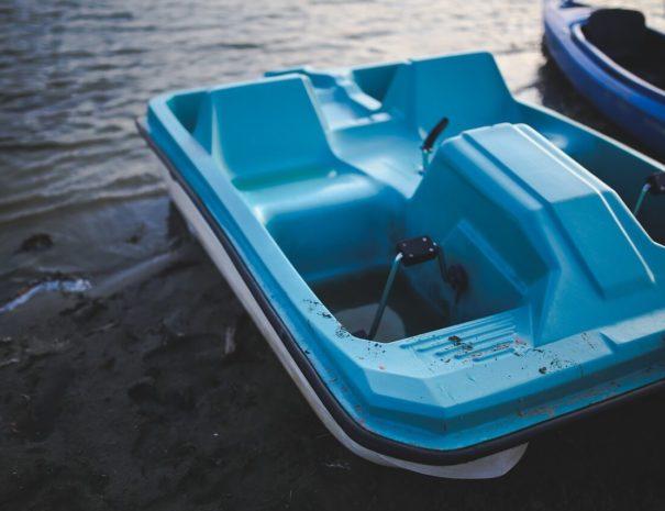 aktywny wypoczynek rower wodny